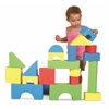 Edushape Big Educolor Blocks - 32 Pc