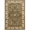 2000 Rectangle Rug By, Olive, 2' X 3'