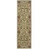"2000 Runner Rug By, Light Green, 2'3"" X 8'"
