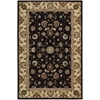 "2000 Rectangle Rug By, Navy, 3'9"" X 5'9"""
