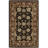 "2000 Rectangle Rug By, Black, 2'6"" X 4'3"""