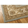 "2000 Rectangle Rug By, Blue Cloud, 7'9"" X 9'9"""