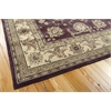"2000 Rectangle Rug By, Lavender, 7'9"" X 9'9"""