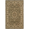 "2000 Rectangle Rug By, Olive, 5'6"" X 8'6"""