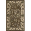 "Nourison Nourison 2000 Rectangle Rug  By Nourison, Mushroom, 2'6"" X 4'3"""