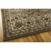 "Nourison Nourison 2000 Rectangle Rug  By Nourison, Mushroom, 7'9"" X 9'9"""