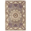 2000 Rectangle Rug By, Lavender, 2' X 3'