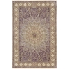"Nourison Nourison 2000 Rectangle Rug  By Nourison, Lavender, 5'6"" X 8'6"""