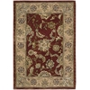 2000 Rectangle Rug By, Brick, 2' X 3'
