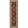 "2000 Runner Rug By, Brick, 2'3"" X 8'"