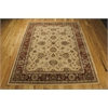 "Nourison Nourison 2000 Rectangle Rug  By Nourison, Ivory, 7'9"" X 9'9"""