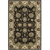 "2000 Rectangle Rug By, Midnight, 3'9"" X 5'9"""