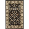 "Nourison Nourison 2000 Rectangle Rug  By Nourison, Midnight, 5'6"" X 8'6"""