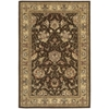 "2000 Rectangle Rug By, Brown, 3'9"" X 5'9"""