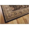 "2000 Rectangle Rug By, Brown, 7'9"" X 9'9"""
