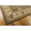 "Nourison Nourison 2000 Rectangle Rug  By Nourison, Slate, 7'9"" X 9'9"""