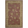 "Nourison Nourison 2000 Rectangle Rug  By Nourison, Rose, 5'6"" X 8'6"""