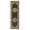 "2000 Runner Rug By, Black, 2'3"" X 8'"
