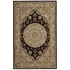 "2000 Rectangle Rug By, Black, 5'6"" X 8'6"""