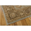 "Nourison Nourison 2000 Rectangle Rug  By Nourison, Blue, 7'9"" X 9'9"""