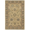 "Nourison Nourison 2000 Rectangle Rug  By Nourison, Beige, 3'9"" X 5'9"""