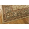"2000 Oval Rug By, Beige, 7'6"" X 9'6"" Oval"
