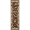 "2000 Runner Rug By, Rust, 2'3"" X 8'"