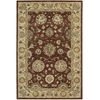 "Nourison Nourison 2000 Rectangle Rug  By Nourison, Rust, 3'9"" X 5'9"""