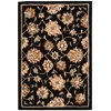 Nourison Nourison 2000 Rectangle Rug  By Nourison, Black, 2' X 3'