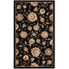 "Nourison Nourison 2000 Rectangle Rug  By Nourison, Black, 2'6"" X 4'3"""