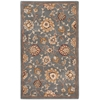 "2000 Rectangle Rug By, Slate, 2'6"" X 4'3"""