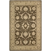 "3000 Rectangle Rug By, Brown, 5'6"" X 8'6"""
