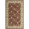 "3000 Rectangle Rug By, Red, 5'6"" X 8'6"""