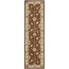 "3000 Runner Rug By, Rust, 2'3"" X 8'"