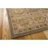 "Nourison Nourison 3000 Rectangle Rug  By Nourison, Aqua, 7'9"" X 9'9"""