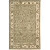"Nourison Nourison 3000 Rectangle Rug  By Nourison, Light Green, 5'6"" X 8'6"""