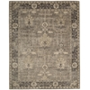 "Aldora Rectangle Rug By, Opal Grey, 7'9"" X 9'9"""