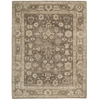 "Nourison Aldora Rectangle Rug  By Nourison, Mocha, 7'9"" X 9'9"""