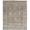 "Aldora Rectangle Rug By, Pewter, 7'9"" X 9'9"""