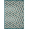 Aloha Blue Indoor/Outdoor Area Rug