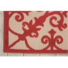 Aloha Red Indoor/Outdoor Area Rug