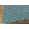 "Amore Rectangle Rug By, Aqua, 5'3"" X 7'5"""