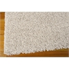 "Nourison Amore Rectangle Rug  By Nourison, Bone, 5'3"" X 7'5"""