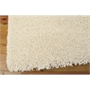 Amore Cream Shag Area Rug
