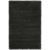 "Nourison Amore Rectangle Rug  By Nourison, Dark Grey, 3'11"" X 5'11"""