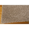 "Amore Rectangle Rug By, Latte, 5'3"" X 7'5"""