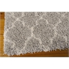 "Nourison Amore Rectangle Rug  By Nourison, Ash, 5'3"" X 7'5"""