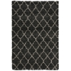 "Nourison Amore Rectangle Rug  By Nourison, Charcoal, 3'11"" X 5'11"""