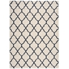 "Nourison Amore Rectangle Rug  By Nourison, Ivory Blue, 7'10"" X 10'10"""