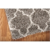 "Amore Rectangle Rug By, Stone, 5'3"" X 7'5"""